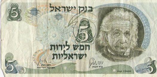 July 17, 1948 Israeli currency created