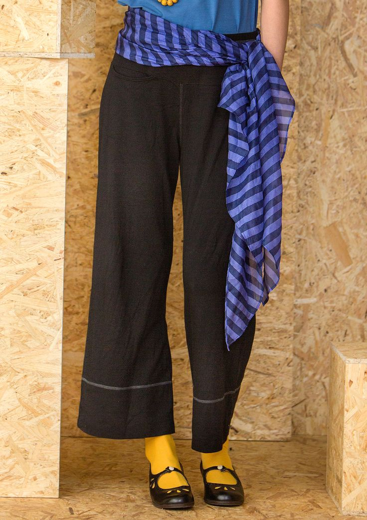 Trousers – GUDRUN SJÖDÉN – Webshop, mail order and boutiques | Colorful clothes and home textiles in natural materials.