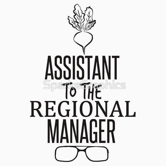Dwight Schrute - Assistant to the Regional Manager