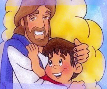 Resultado de imagen para murales cristianos infantiles