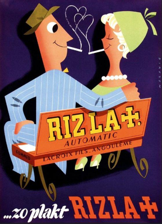 By Reyn Dirksen, 1955, Riz La+.