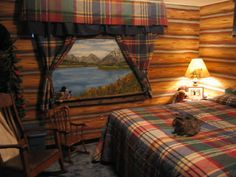 Log Cabin Wallpapers