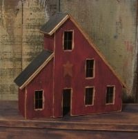 105 best primitive salt box houses images on pinterest more best folk art country crafts and - Beths country primitive home decor ideas ...