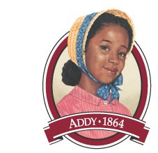 The Unlikely Homeschool; American Girl History Units: Addy