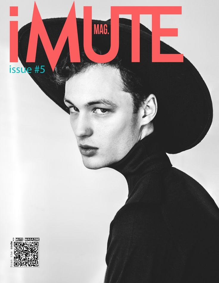 iMUTE-cover . > imutemagazine.com #imutemagazine  Photographer / Marcello Arena Models / Sebastjan Brank & Laetitia @ Boom Models Agency Stylist / Nicola Piet Neri #nofilter #fashion #moda #style #editorial #photo #photoshoot #imute