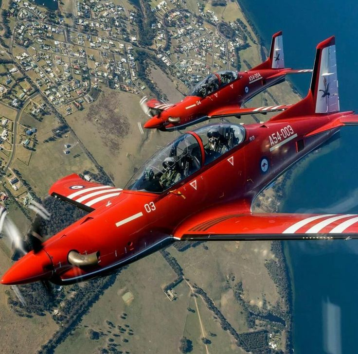 RAAF Pilatus PC-21 (Cover Image)