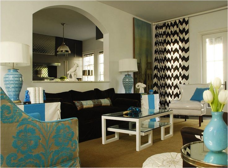 15 Best Turquoise And Cream Decor Images On Pinterest