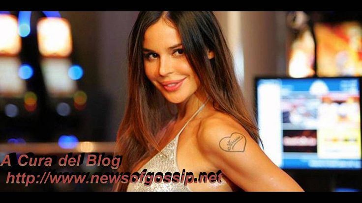 Nina Moric dichiara dell'ex marito che attualmente si trova in carcere