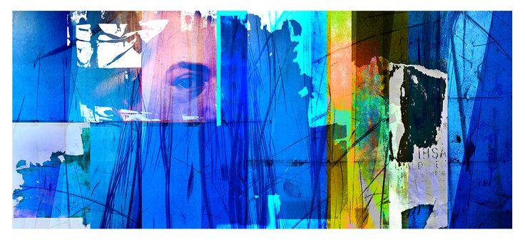 Giclée Art Print 35 x 80 cm