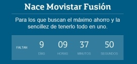 Movistar Fusion llega pronto