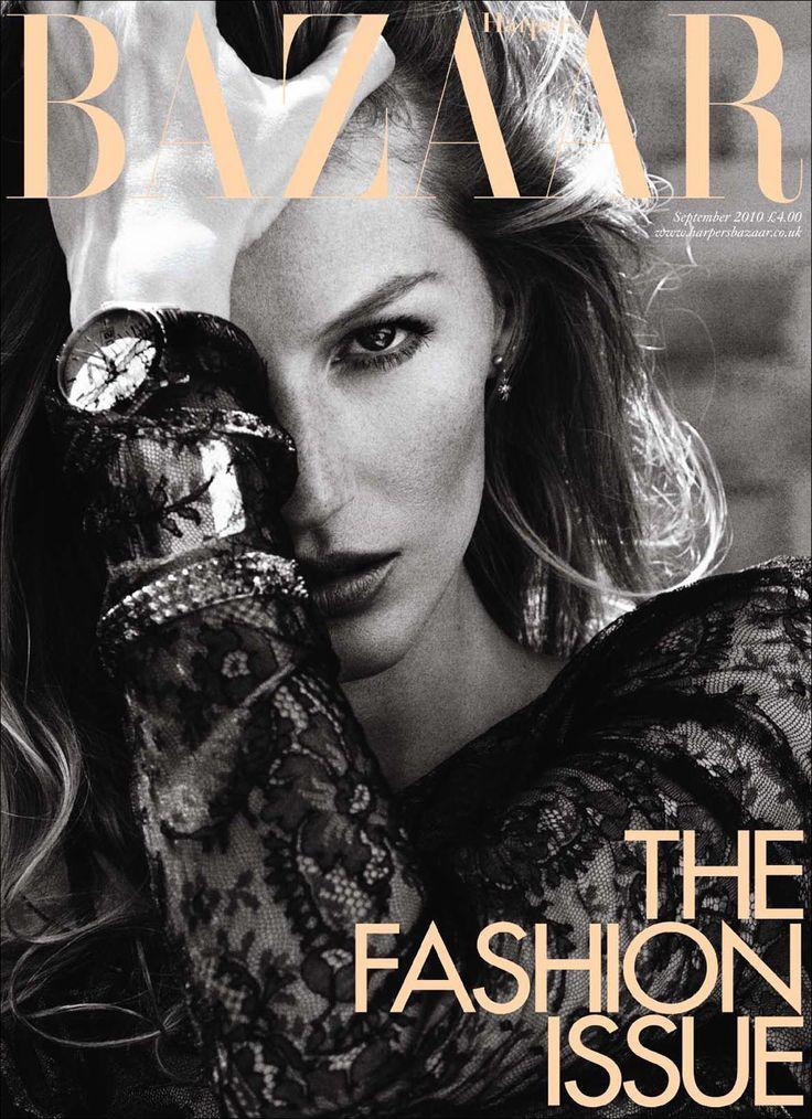 awesome Ícones da Moda   A supermodelo Gisele Bündchen completa hoje 34 anos!
