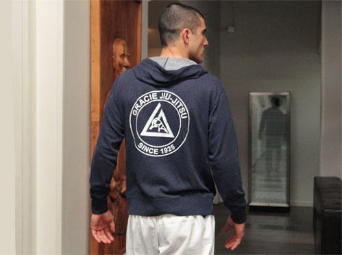 Gracie Academy Summer Zip Hoodie - Ooooh, I want this hoodie!!