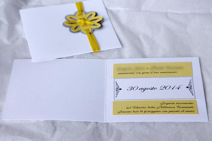 partecipazione- wedding invitation