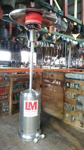 Empresa Logic Mag Arriendo de Patio Heater para matrimonios, Museo de Antiguedades Flia Fernandez Isla Riesco