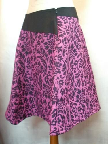 Las 25 mejores ideas sobre falda cuadrada en pinterest - Telas tapiceria madrid ...