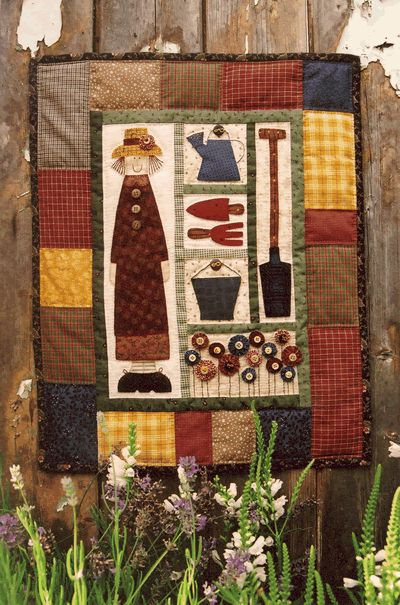 This is gorgeous. A pattern by anni Downs