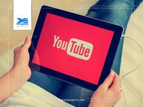 ¿Sabías que en #YouTube se suben más de 300 horas de video cada minuto, lo que significa 432 mil horas al día o más de 157 millones y medio de horas de video al año?