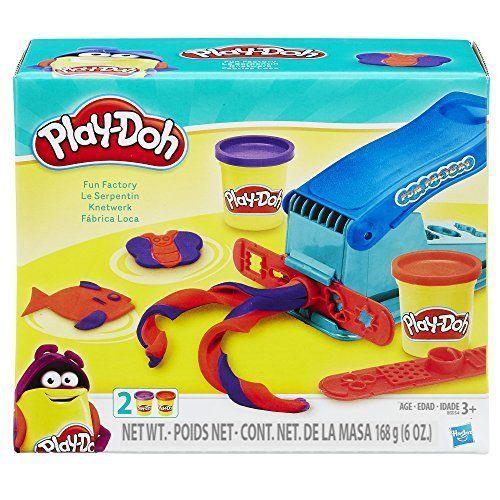 Play Doh Fun Factory Set New