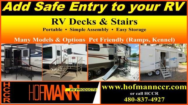 Rv Products About Us Home Page In 2020 Deck Stairs Rv Stuff Steel Deck