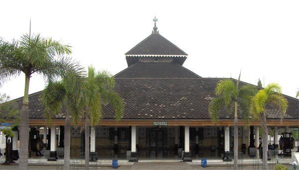 Masjid Demak, Central Java, Indonesia
