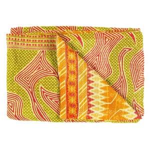 Vintage Sari Throw Jawan now featured on Fab.