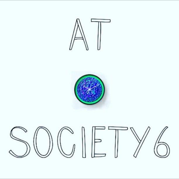 ..some wallclock designs on the Society6 website  www.society6.com/artgaragefinland - Music:'Tick Tock' by Jimmy Fontanez. #time #clocks #society6 #wallclock #ticktock #society6artist #design #homedecor #minutes #seconds #hour #wallart #artist #art #konst #clock #timepiece #artvideo #clip #video #homedecoration #art🎨 #shareyoursociety6 #society6wallclocks
