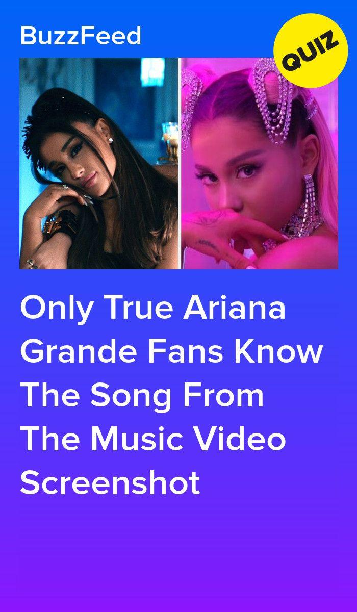 Pin On Ariana Grande Quizs