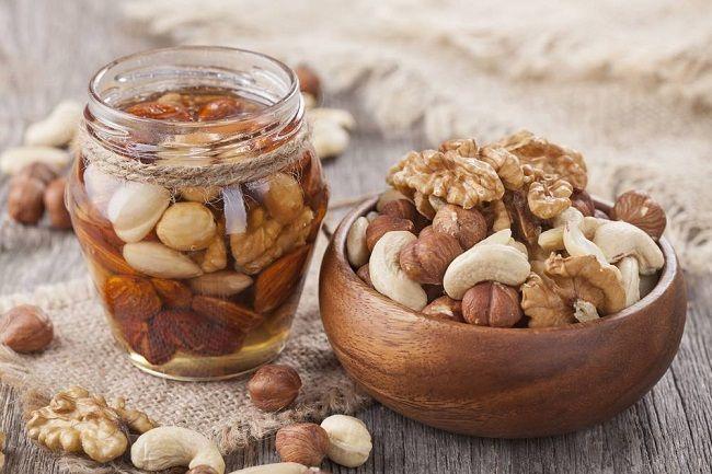 Zázračná orechová zmes na zdravotné problémy