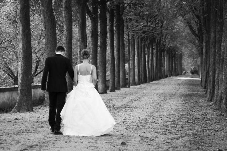 Fotograf. Moderne, lebendige Hochzeitsfotografie