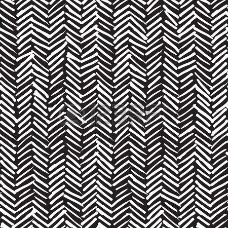 Modelo incons til del vector fondo abstracto con dibujados a mano manchada l neas al azar y moda tex Foto de archivo