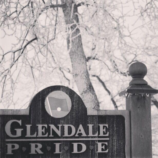 Glendale Pride.  Glendale Golf & Country Club Winnipeg, MB