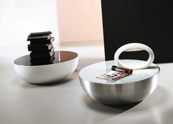 contemporary coffee table design