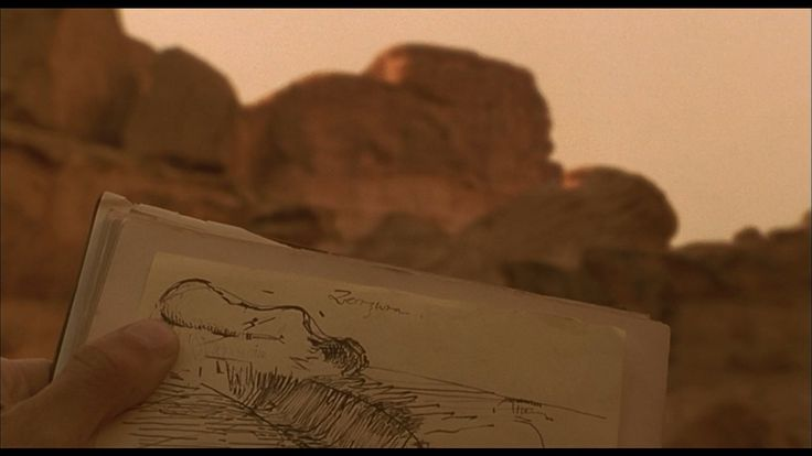 The English Patient / Английский пациент (1996) Dir. Anthony Minghella Cinematography by John Seale