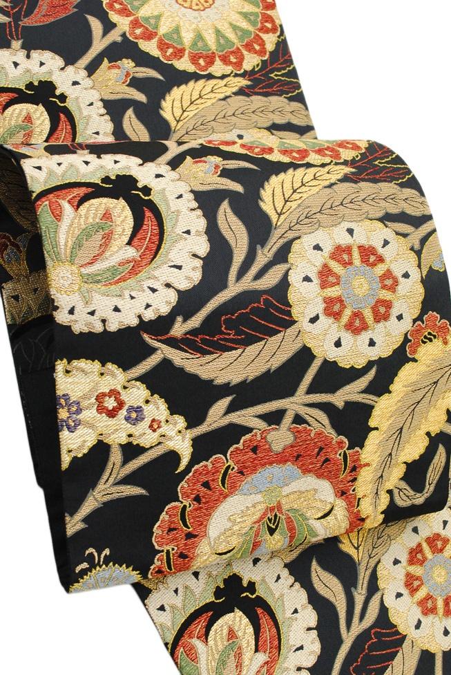 Japanese, kimono/obi