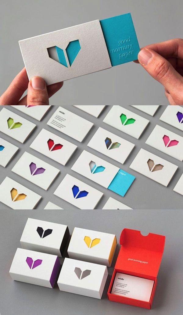 tarjetas de visita creativas 5 » Vivir Creativamente
