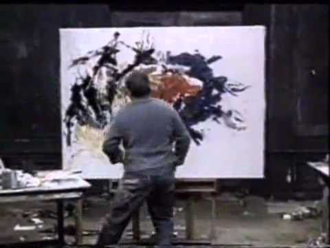 CoBrA Avant-Garde Art Movement - YouTube