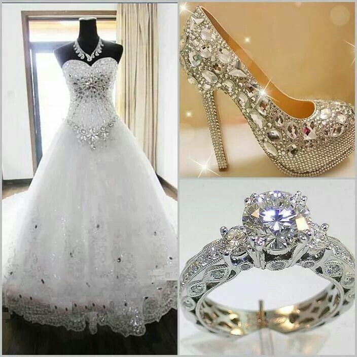 106 best WEDDING DRESSES RINGS AND THINGS images on Pinterest