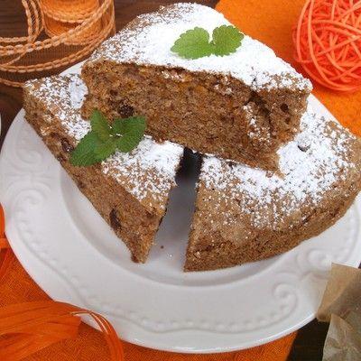 Ciasto marchewkowe. - DoradcaSmaku.pl