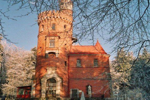 Goethe's Lookout (638 m above the sea level) | Karlovy Vary – průvodce, hotely, lázně, wellness, webkamera ...