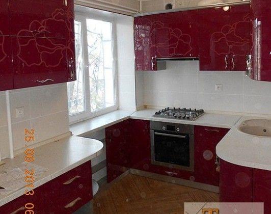 Кухонная мебель на заказ фото 102