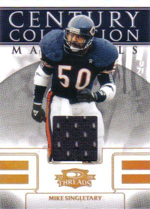 mike singletary football card  ce5941f0c