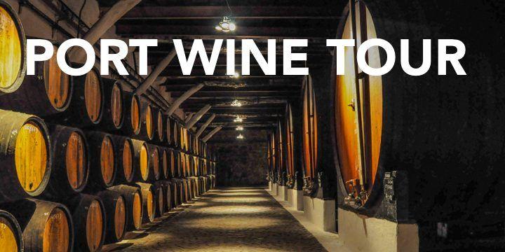 Port Wine Tour