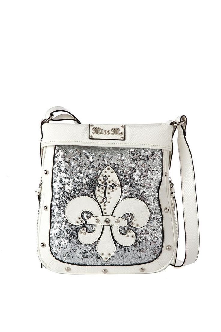 71 Off Miss Me Handbags Missme Purse Black Leather With Strap - Find this pin and more on purses bags