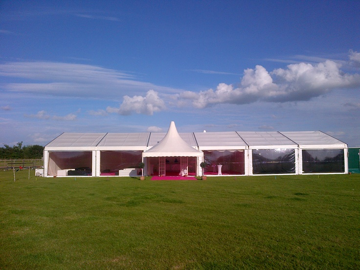 Another fantastic marquee by Highfields!!