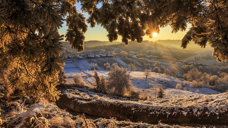 Sunrise in Bucovina by Sveduneac Dorin Lucian on 500px
