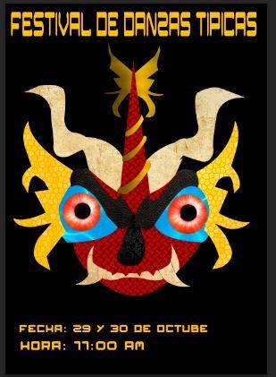 mascara de la diablada