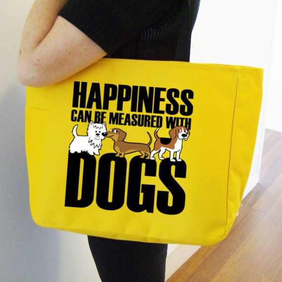 If you have lots of different breeds of fur babies, this might be how you measure your happiness!