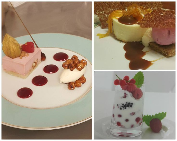 Yummy! #Sweet delights specially prepared for our guests. Which one would you like to try first?