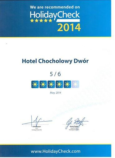 Holiday Check - 5/6! #hotel #Krakow #Poland