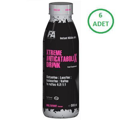 FA Nutrition Anticatabolix BCAA Drink 369 ML 6 ADET